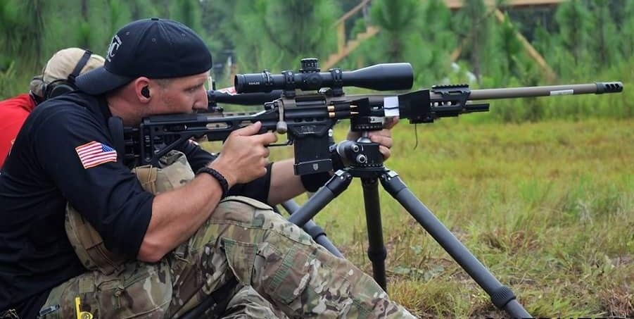 MasterPiece Arms' Enhanced Sniper Rifle (ESR) Chassis