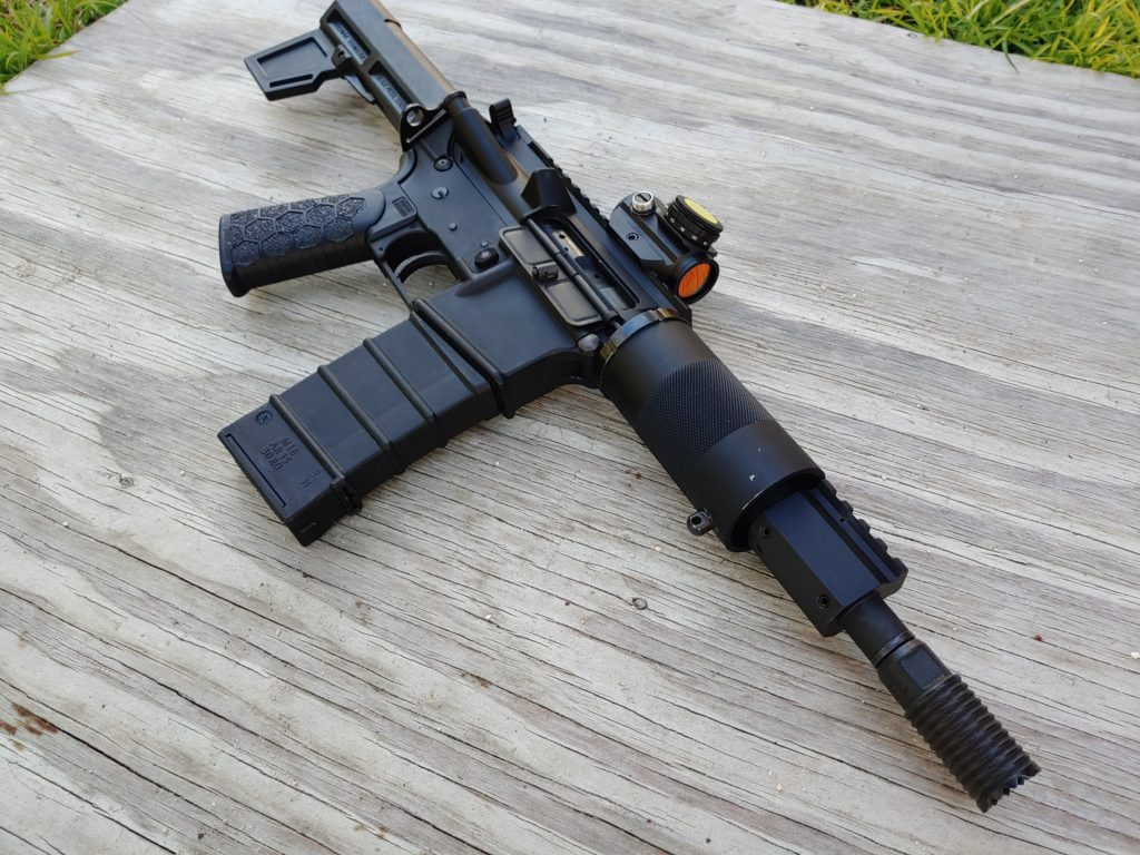 Is Building Your Own Gun Legal? Pretty much yes  – Paragraph4