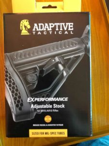 EX Performance Adjustable Stocks from Adaptive Tactical