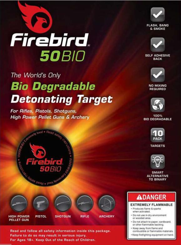 Firebird 50BIO